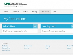 LMS learning portal gets new, updated look beginning in March