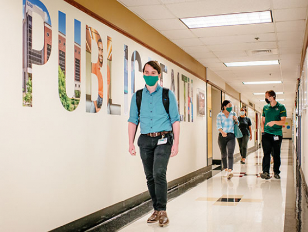 Students are pouring into public health. Here's how UAB is pouring into them.