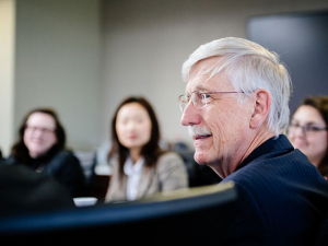 Looking to the future with Dr. Francis Collins