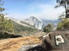 UAB Adventure Recreation backpacks through Yosemite National Park