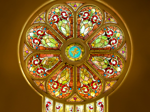 Spencer Honors stained glass to undergo restoration