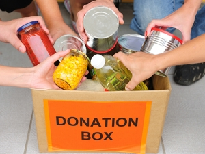 Bring a canned good, leave a parking ticket Nov. 27