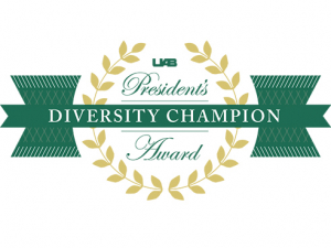 UAB names its diversity champions for 2020