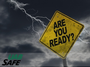 Use this easy checklist to prepare for severe weather