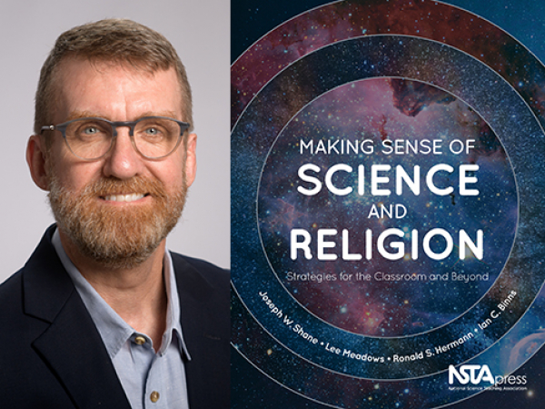 Meadows uses personal faith, professional expertise to help science educators tackle contentious topics