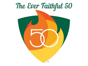 Nominate a graduating student for the new Ever Faithful 50 honor