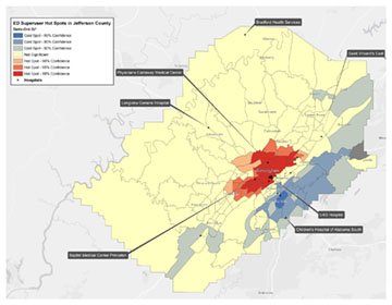 Geospatial Mapping, Analysis, and Data