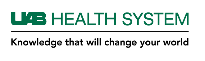 UAB Health System Logo with Tagline