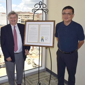 Chen Hua Endowed Scholarship in Honor of Dr. Howard W. Houser
