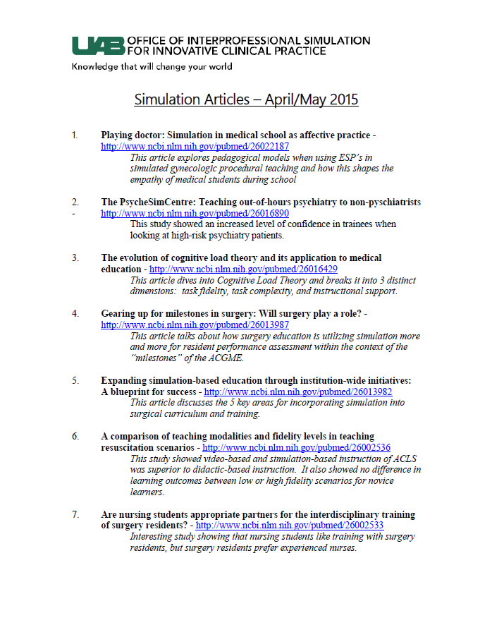 April May 2015 Articles