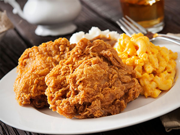 Southern cooking may be killing African Americans, study finds