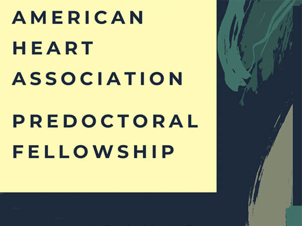 SOPH epidemiology students among 2020 AHA Predoctoral Fellowship awardees