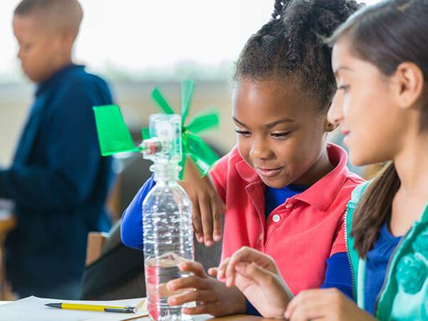 Climate change in Deep South threatens children