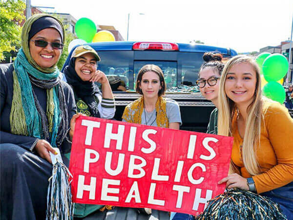 Public Health Undergraduates in the Workforce: A Trickle, Soon a Wave?