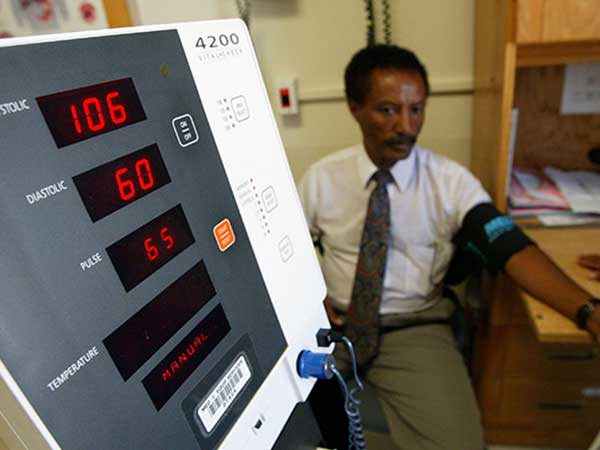 Study shows decline in awareness, treatment and control of high blood pressure