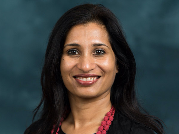 Bhramar Mukherjee receives Janet L. Norwood Award for Outstanding Achievement by a Woman in Statistical Sciences