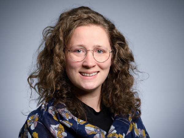 Katie Adams, MPH of the UAB Sparkman Center for Global Health named winner of the first annual SOPH Shared Values Award