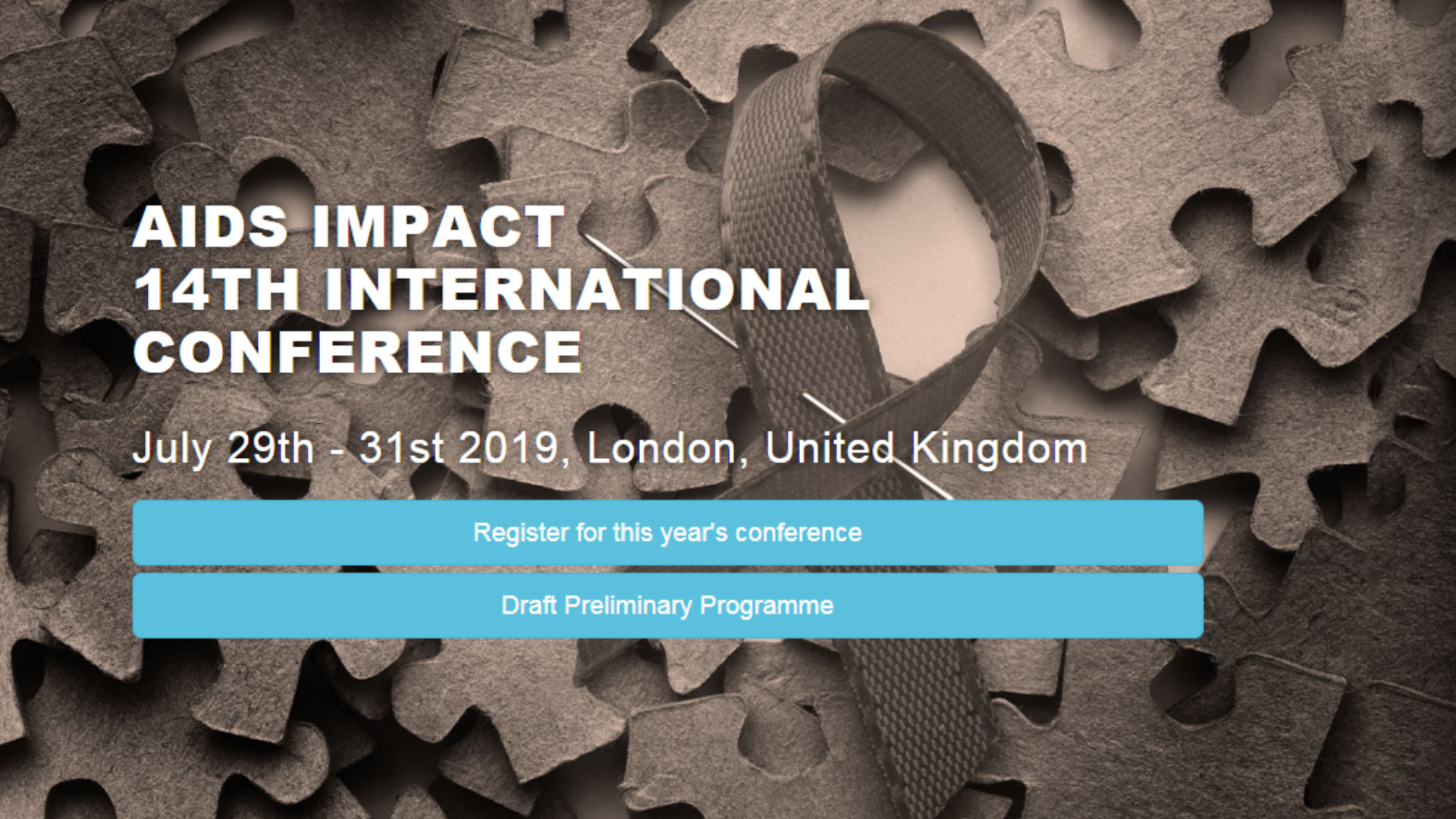 Strong UAB Presence at Upcoming AIDS Impact Conference in London