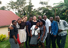 Sparkman Center Spotlight: Marissa Swanson - reducing childhood injury through community based psychosocial interventions in rural Uganda