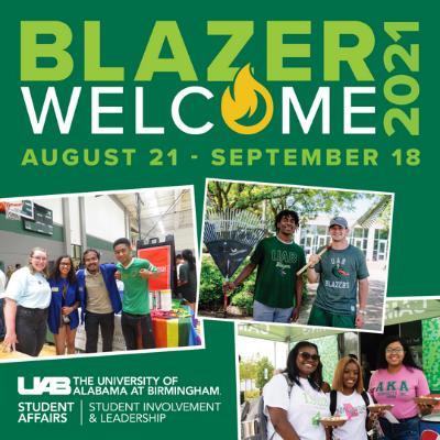 Blazer Welcome 400 x 400
