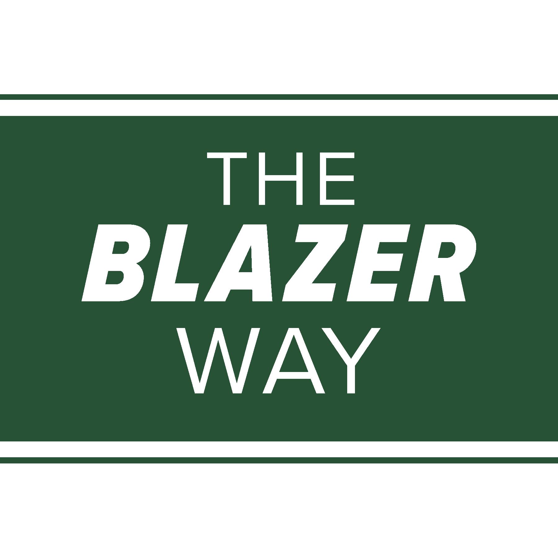 CreedBlazerWay logo TBW 1C Square