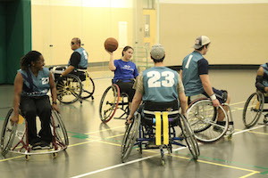 DSS Homecoming Wheelchair Flag Football
