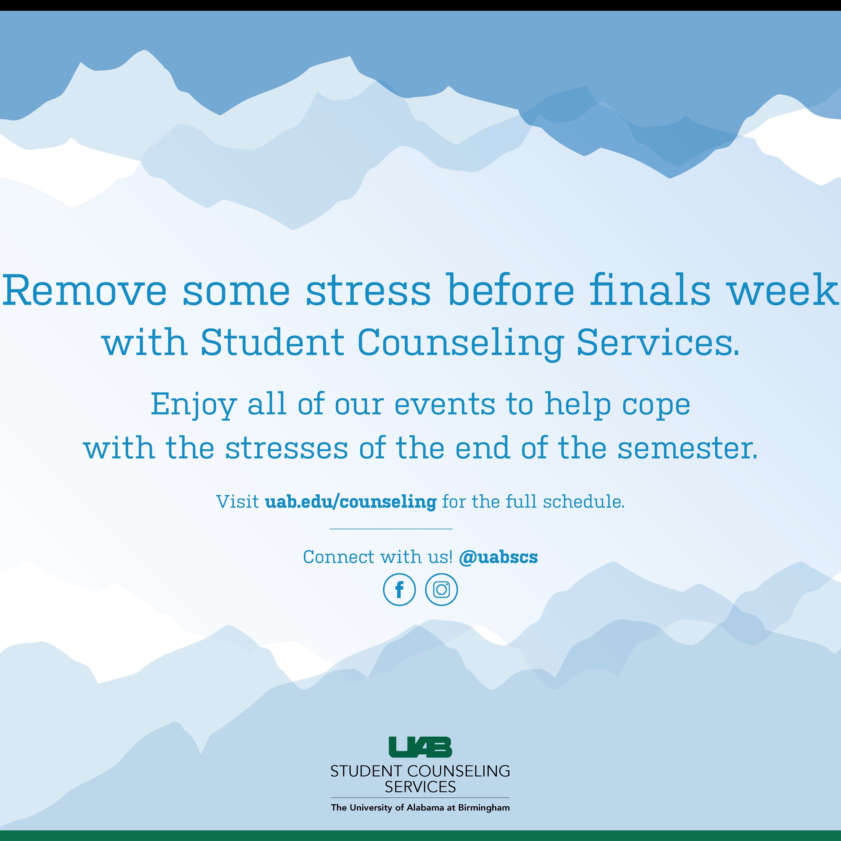 Fall18 SCS StressLessWeek DigitalSignage Final