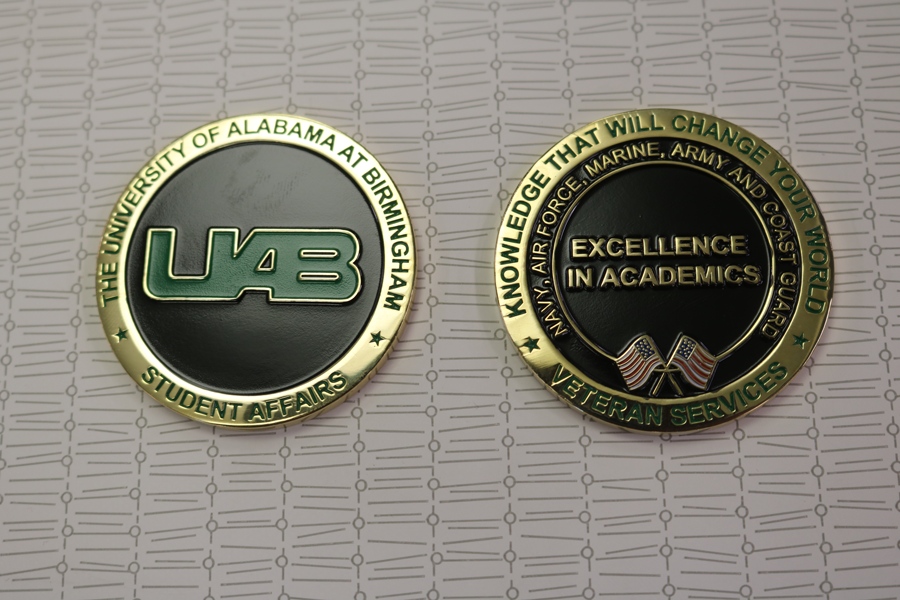 UAB - Student Affairs - News - Veterans Services rolls out