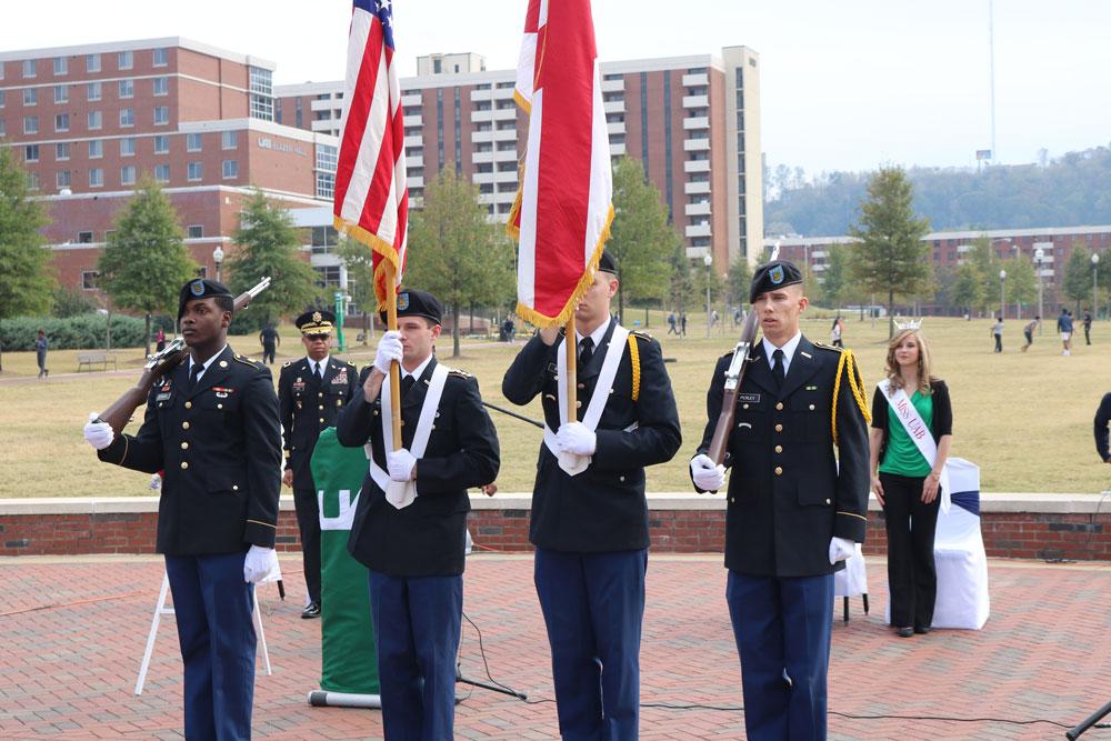 ROTC FlagsWeb