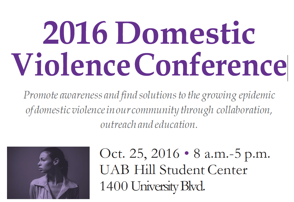 2016 Domestic Violence Conference