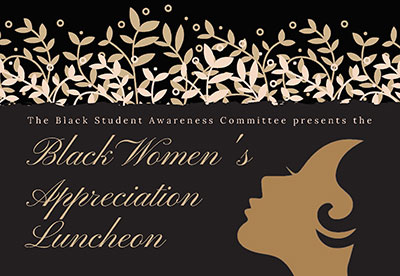black womens appreciation luncheon
