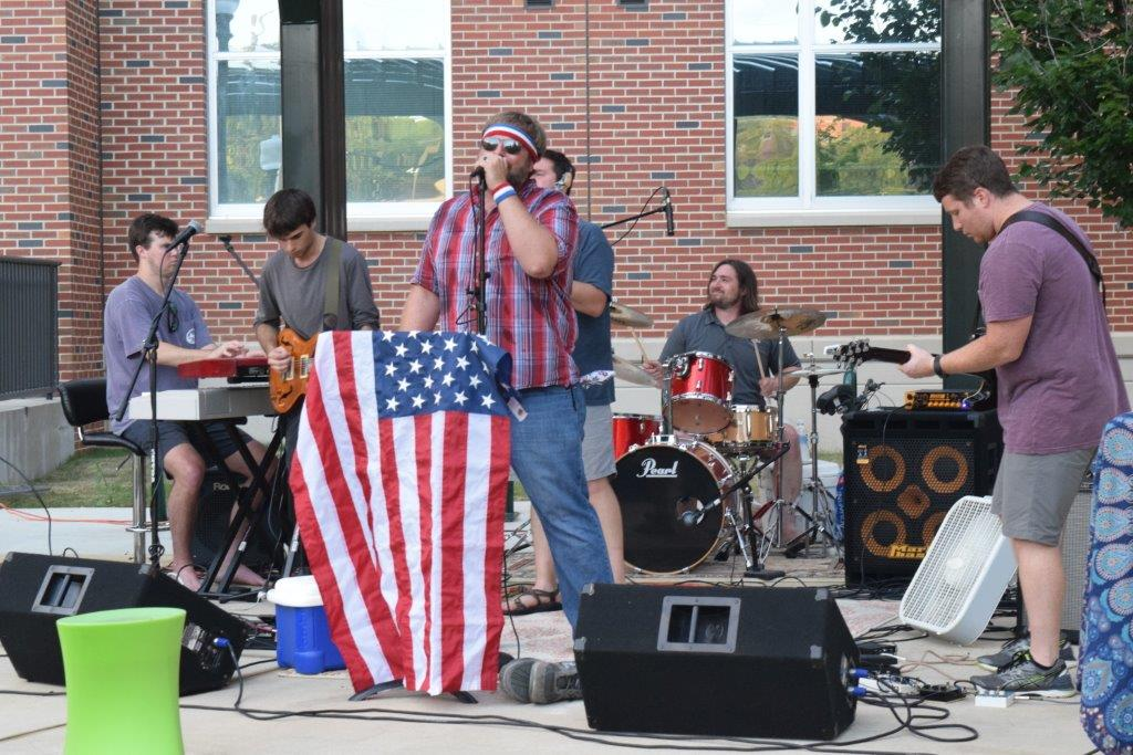 Community treated to a sober Fourth of July