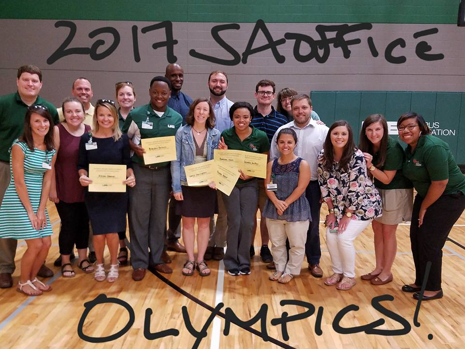 Second Annual Office Olympics