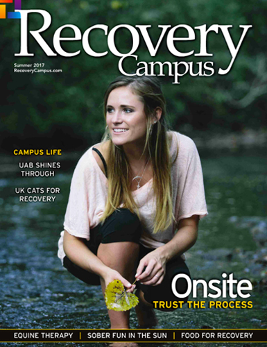 UAB's Collegiate Recovery Community featured on Recovery Campus Magazine