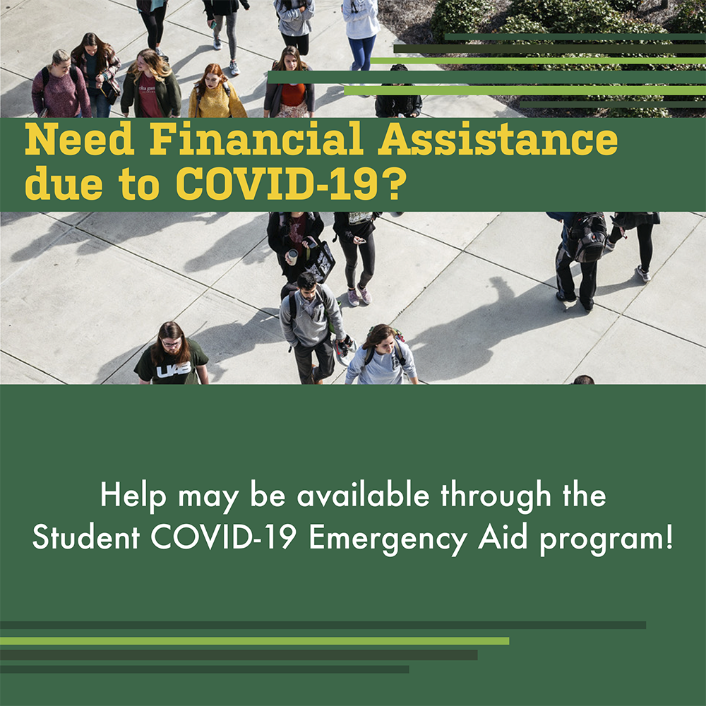 Student COVID 19 Emergency Aid Relaunch Post Untitled Page