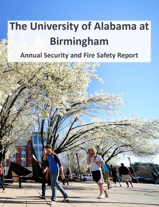 Security and Fire Safety Report now online