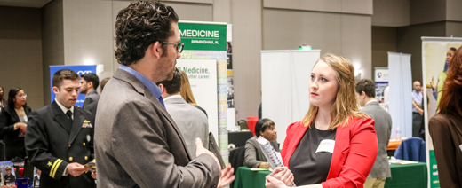 UAB - Student Affairs - News - Healthcare employers to meet