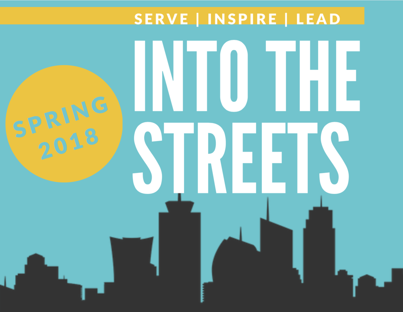 into the streets 2018