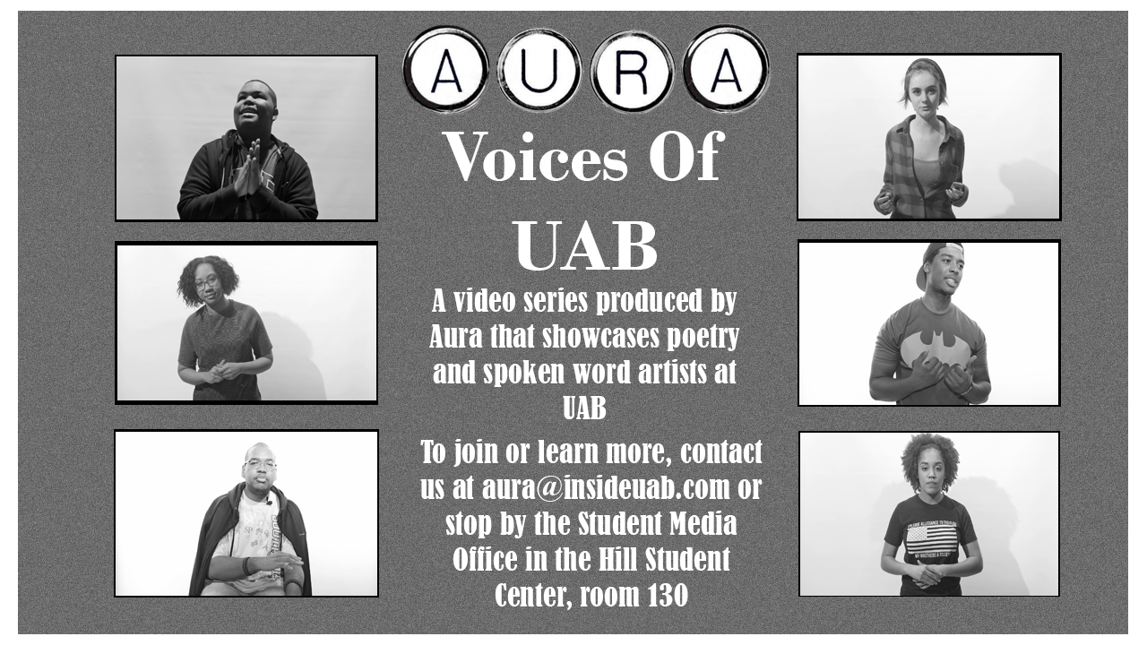 Voices of UAB Flyer
