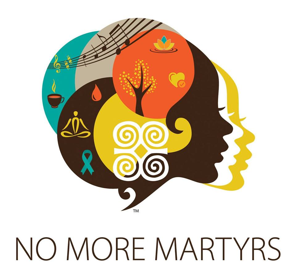 No More Martyrs' logo.