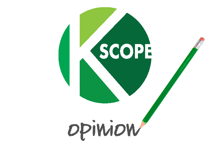 Kscope opinion graphic