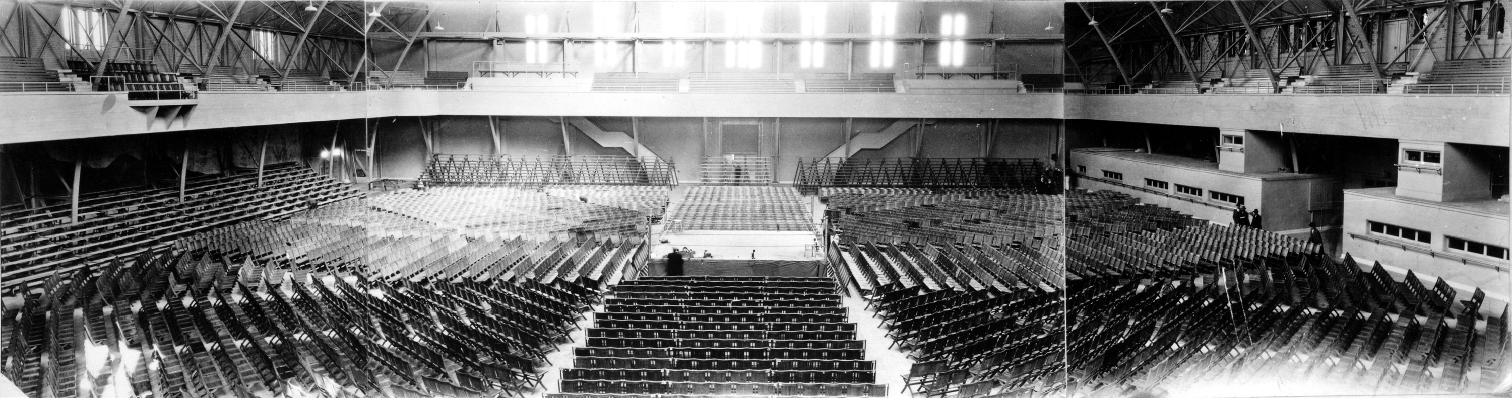 SF Armory Boxing Ring