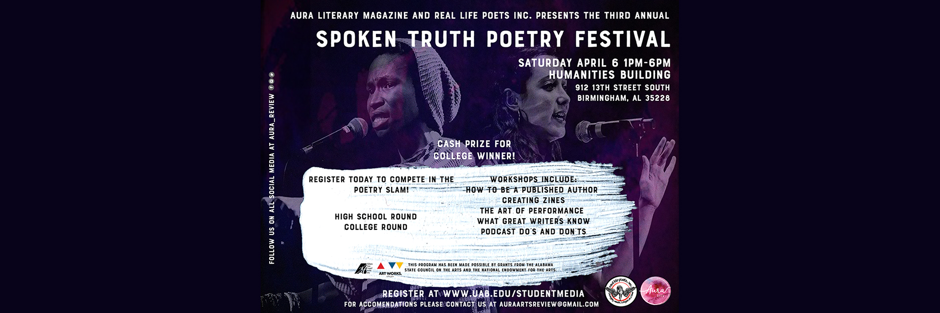Spoken Truth Poetry Festival