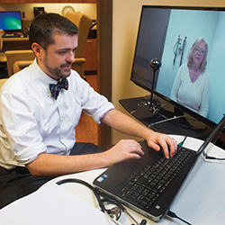 Dr. Eric Wallace, former EMSAP student, UAB School of Medicine graduate, and medical director of telemedicine at UAB.