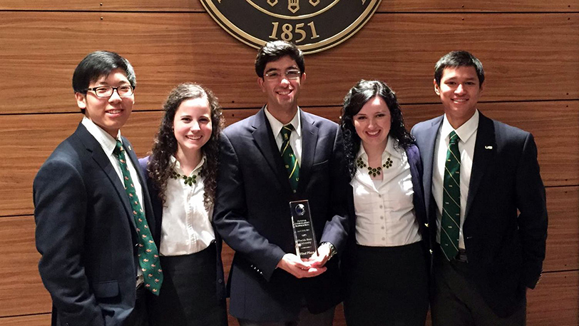 National Bioethics Bowl Championship Winners