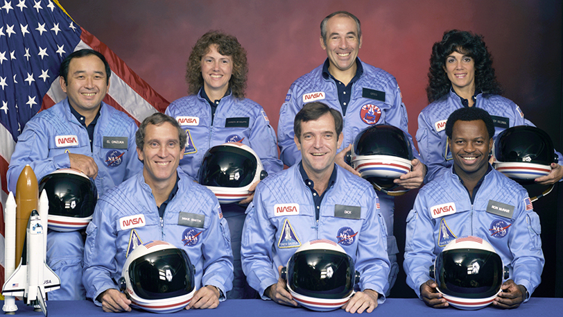 Crew of the Space Shuttle Challenger