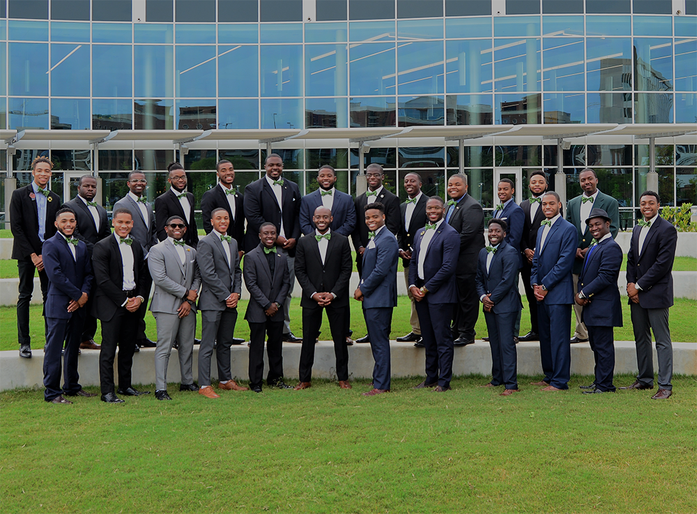 Blazer Male Excellence Network