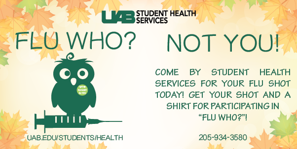 Flu Who? Not You!