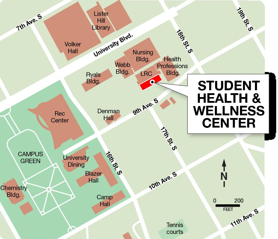 UAB - Students - Health - Students - Health