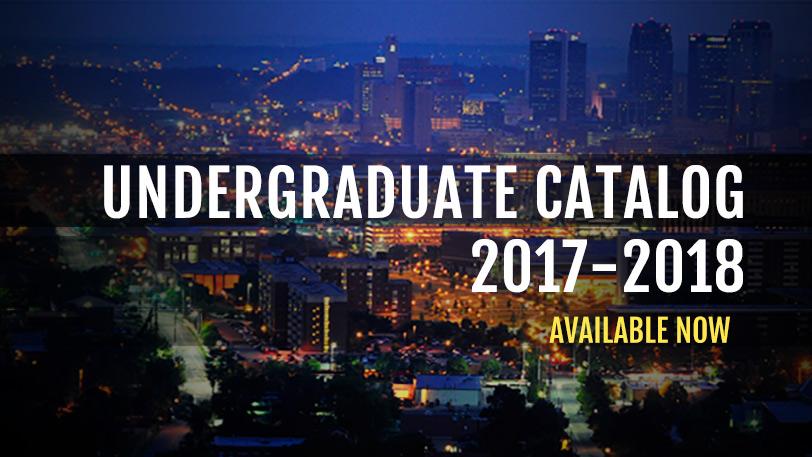 Undergraduate Catalog 2017-2018